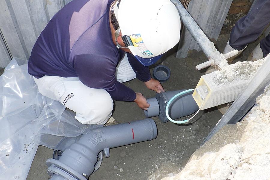 水道管工事
